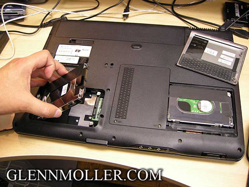 Install Second Hard Drive Hp Computer