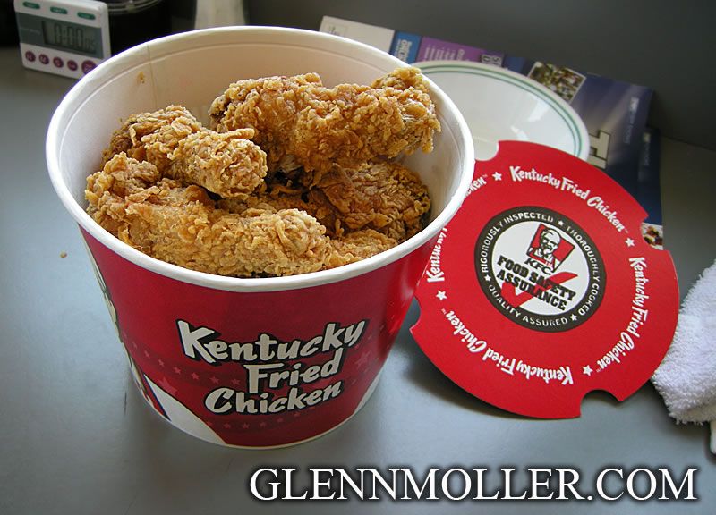Glennmoller.com » $7.99 KFC Chicken Bucket
