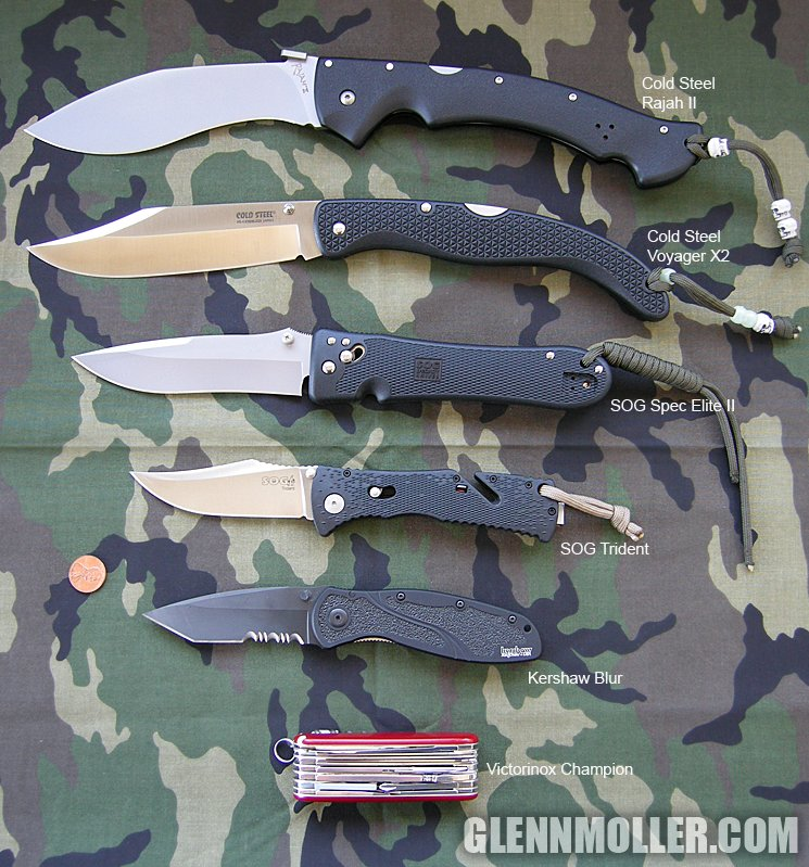 Cold Steel Rajah 1 So how does it compare to the